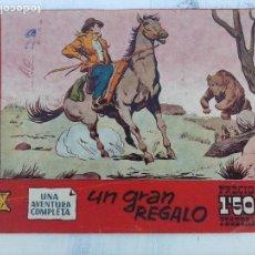 Tebeos: BUFFALO BILL ORIGINAL Nº 52 EDI. HISPANO AMERICANA 1958 - DIFÍCIL - MARGALEF DIBUJOS. Lote 113481235