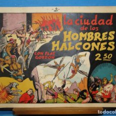 Tebeos: AVENTURAS DE FLAS GORDON Nº2.-LA CIUDAD DE LOS HOMBRES HALCONES. Lote 113498023