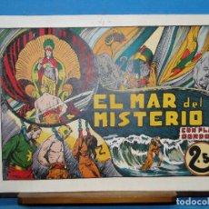 Tebeos: AVENTURAS DE FLAS GORDON Nº6.- EL MAR DEL MISTERIO. Lote 113501131