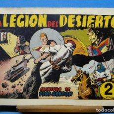 Tebeos: AVENTURAS DE FLAS GORDON Nº9.- LA LEGION DEL DESIERTO. Lote 113502103