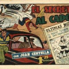 Tebeos: JUAN CENTELLA-13 (HISPANO AMEREICANA, 1955). Lote 113583863