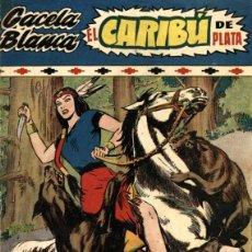 Tebeos: GACELA BLANCA-15, DE INAM (HISPANO AMERICANA, 1949). Lote 113587651
