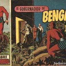 Tebeos: EL HOMBRE ENMASCARADO (BOLSILLO)-11 (HISPANO AMERICANA, 1952). Lote 113612127