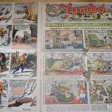 Tebeos: YUMBO 1935 EL NUMERO 43 POR ABRIR CARPETA BIBLIOTECA. Lote 114125399