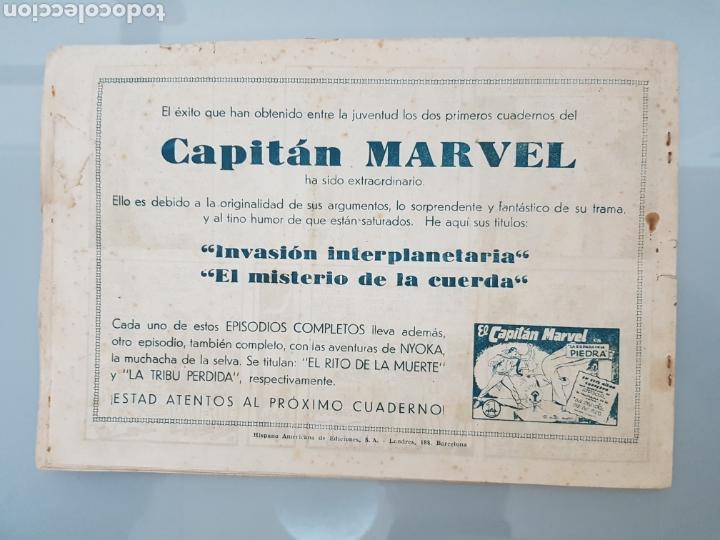 Tebeos: EL CAPITÁN MARVEL CONCURSO DE BELLEZA 3 ORIGINAL 1947 HISPANO AMERICANA COMPLETO - Foto 9 - 114332306