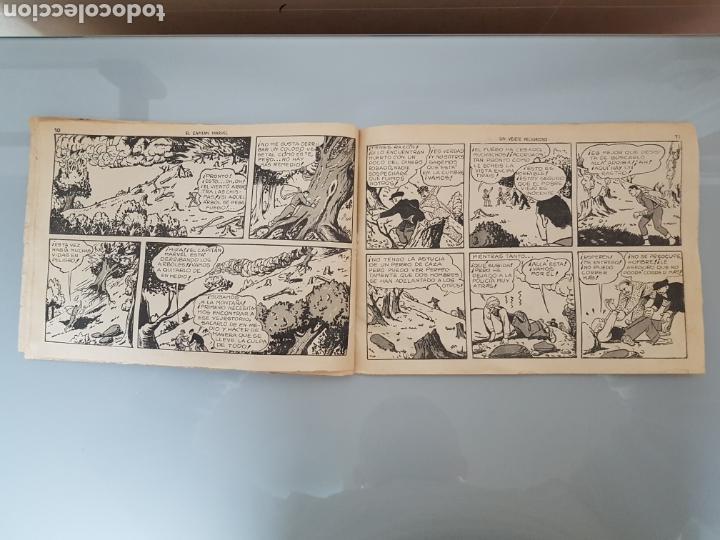 Tebeos: EL CAPITÁN MARVEL VEJETE PELIGROSO 11 ORIGINAL 1947 HISPANO AMERICANA COMPLETO - Foto 6 - 114335731