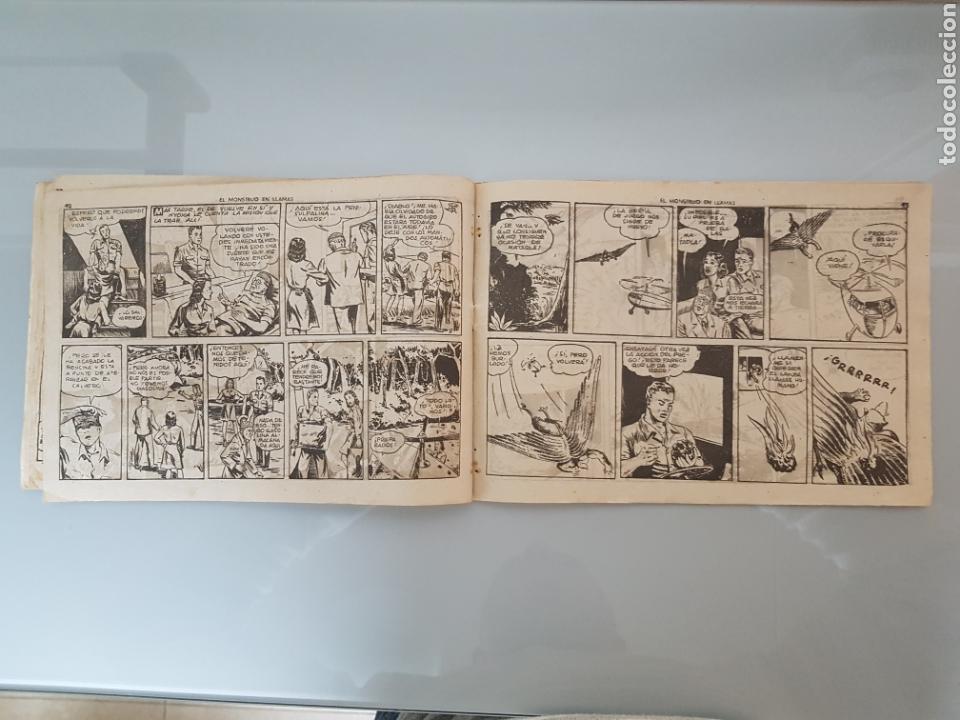 Tebeos: EL CAPITÁN MARVEL LA LÁMPARA DE DIOGENES 44 ORIGINAL 1947 HISPANO AMERICANA COMPLETO - Foto 7 - 114341652