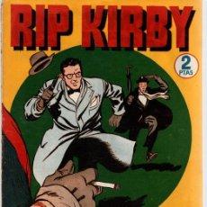 Tebeos: RIP KIRBY. Nº 2. LA MANO DE LA CICATRIZ. HISPANO AMERICANA. ORIGINAL. 2 PTAS. Lote 114350179