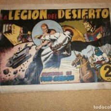 Tebeos: FLASH GORDON - LA LEGION DEL DESIERTO. Lote 114628639