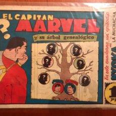 Tebeos: CAPITÁN MARVEL ORIGINAL 16. Lote 117455496