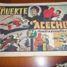 Tebeos: EL HOMBRE ENMASCARADO Nº 75--ORIGINAL. Lote 115058871
