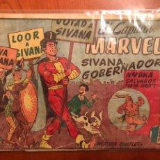 Tebeos: CAPITÁN MARVEL ORIGINAL NUMERO 63. Lote 115314414