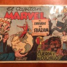Tebeos: EL CAPITÁN MARVEL ORIGINAL NÚMERO 52. Lote 115314544