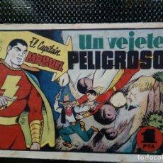 Tebeos: COMIC EL CAPITAN MARVEL - HISP.AMERI.EDIC. 1947 - ORIGINAL (M-1). Lote 116203355