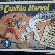Tebeos: COMIC EL CAPITAN MARVEL - HISP.AMERI.EDIC. 1947 - ORIGINAL (M-1). Lote 116203847
