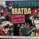 Tebeos: COMIC CARLOS EL INTREPIDO - ORIGINAL - EDC. HISP.AMER. 1942 (M-1). Lote 116242935