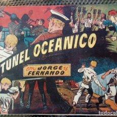 Tebeos: COMIC JORGE Y FERNANDO - ORIGINAL - HISP. AMER. DE EDIC. ( M-1 ). Lote 116540947