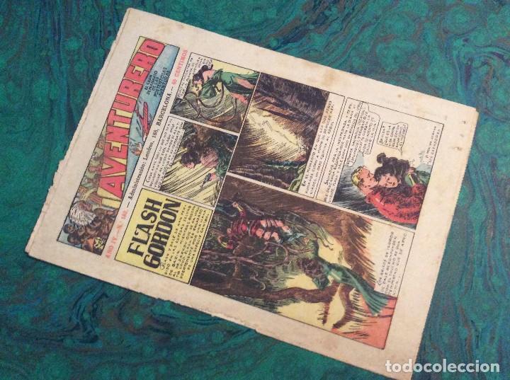 AVENTURERO 1ª (H. AMERICANA - 1935) ... 152 (FORMATO PEQUEÑO) (Tebeos y Comics - Hispano Americana - Aventurero)