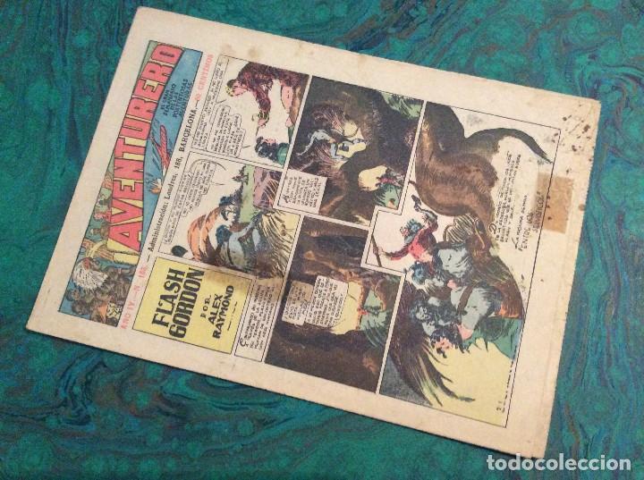 AVENTURERO 1ª (H. AMERICANA - 1935) ... 153 (FORMATO PEQUEÑO) (Tebeos y Comics - Hispano Americana - Aventurero)