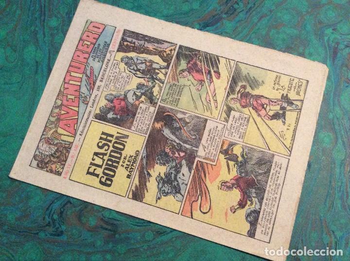 AVENTURERO 1ª (H. AMERICANA - 1935) ... 155 (FORMATO PEQUEÑO) (Tebeos y Comics - Hispano Americana - Aventurero)