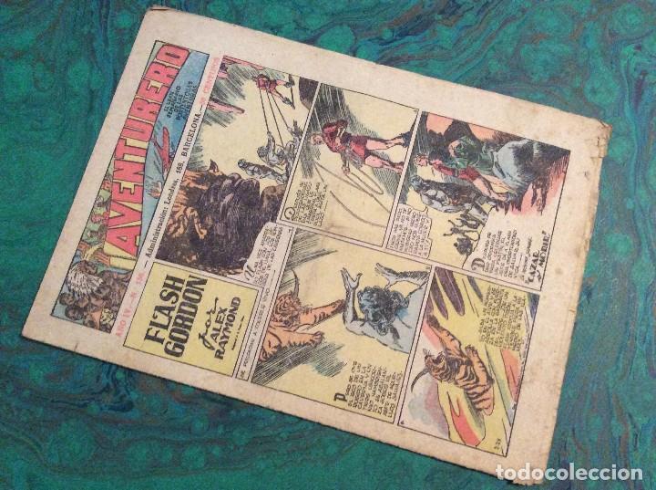 AVENTURERO 1ª (H. AMERICANA - 1935) ... 156 (FORMATO PEQUEÑO) (Tebeos y Comics - Hispano Americana - Aventurero)