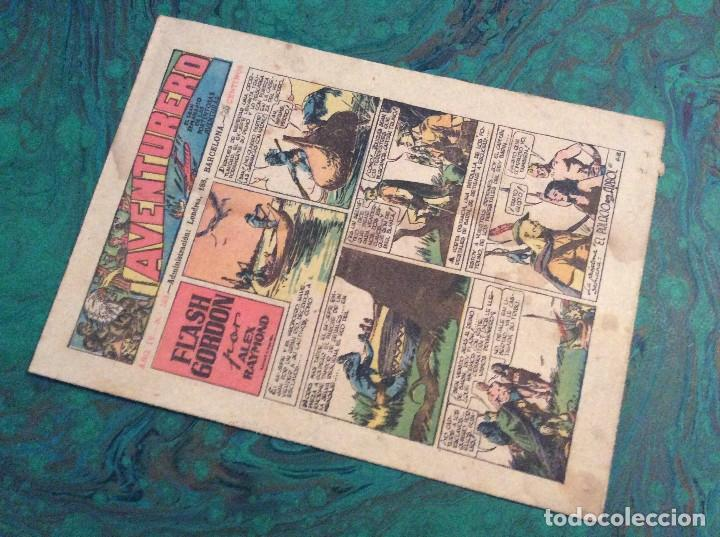 AVENTURERO 1ª (H. AMERICANA - 1935) ... 163 (FORMATO PEQUEÑO) (Tebeos y Comics - Hispano Americana - Aventurero)