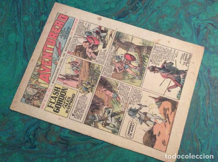 AVENTURERO 1ª (H. AMERICANA - 1935) ... 157 (FORMATO PEQUEÑO) (Tebeos y Comics - Hispano Americana - Aventurero)