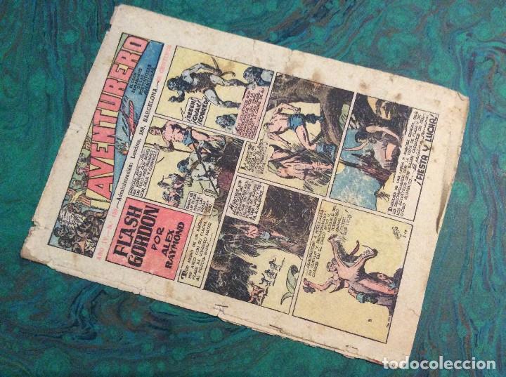 AVENTURERO 1ª (H. AMERICANA - 1935) ... 158 (FORMATO PEQUEÑO) (Tebeos y Comics - Hispano Americana - Aventurero)