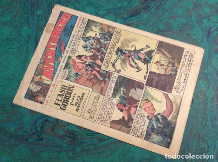 AVENTURERO 1ª (H. AMERICANA - 1935) ... 160 (FORMATO PEQUEÑO) (Tebeos y Comics - Hispano Americana - Aventurero)