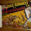 Tebeos: JORGE Y FERNANDO TOMO CON 27 NÚMEROS DE LOS PRIMEROS ORIGINALES. Lote 117004671