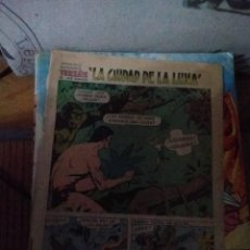 Tebeos: LA CIUDAD DE LA LUNA. 32 PAGINAS. Lote 117983347