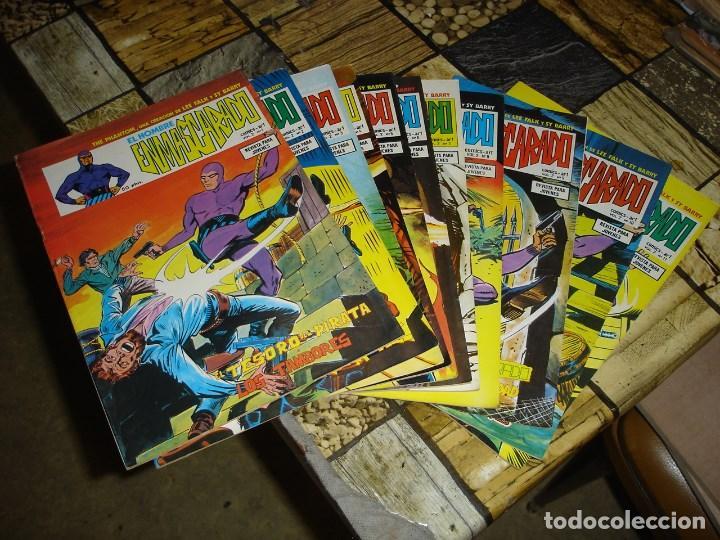 Tebeos: lote de 41 ejemplares del hombre enmascarado ediciones vertice ver fotos para la numeracion - Foto 2 - 118449259