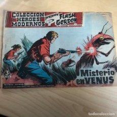 Tebeos: FLASH GORDON Y EL HOMBRE ENMASCARADO . Nº 68 . MISTERIO EN VENUS. Lote 118768883