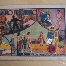 Tebeos: HISPANO AMERICANA,- TARZAN Nº 12 EL REINO PROHIBIDO . Lote 119259087