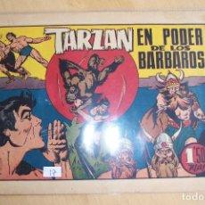 Tebeos: HISPANO AMERICANA,- TARZÁN Nº 17 EN PODER DE LOS BÁRBAROS. . Lote 119259263