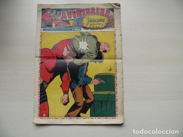 AVENTURERO 2ª SERIE (Tebeos y Comics - Hispano Americana - Aventurero)