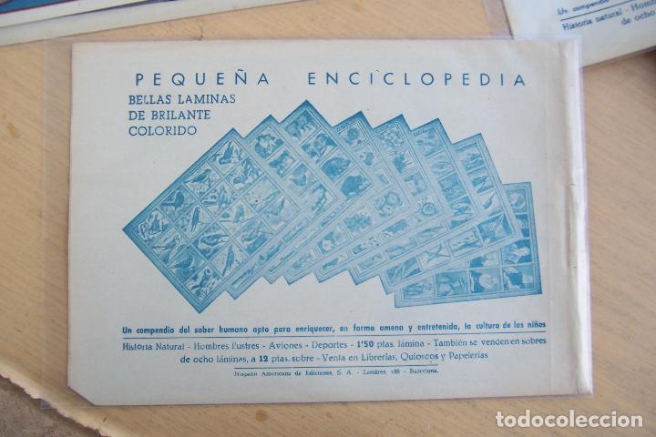 Tebeos: hispano americana,- juan centella 2ª época nº 1-2-3-4-6-7-8-9-10-11-12-13-15-17-30, mas publicit - Foto 23 - 101076167