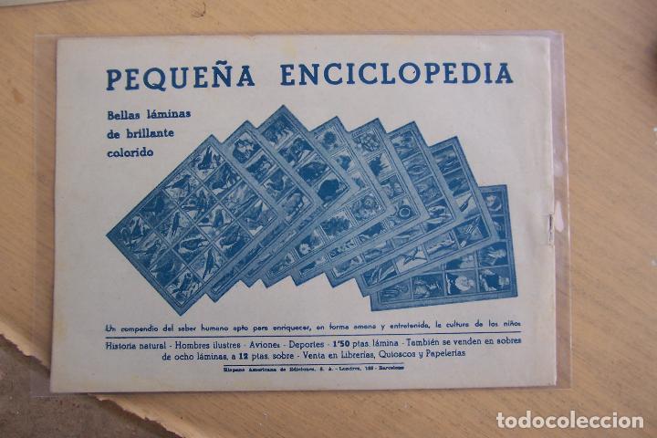 Tebeos: hispano americana,- juan centella 2ª época nº 1-2-3-4-6-7-8-9-10-11-12-13-15-17-30, mas publicit - Foto 24 - 101076167