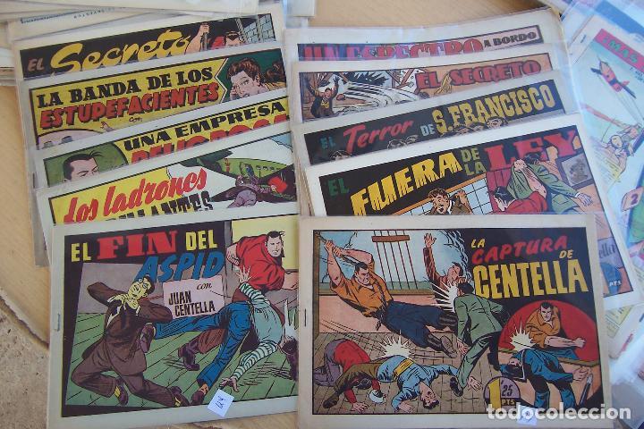 Tebeos: hispano americana, juan centella, nº en interior - Foto 14 - 87629320