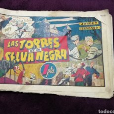 Tebeos: COMIC JORGE Y FERNANDO HISPANO-AMERICANA 1940 ORIGINAL. Lote 119370022