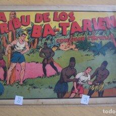 Tebeos: HISPANO AMERICANA,- JUAN CENTELLA Nº 52 LA TRIBU DE LOS BA-TARIEN . Lote 119392311