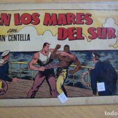 Tebeos: HISPANO AMERICANA,- JUAN CENTELLA Nº 68 EN LOS MARES DEL SUR . Lote 119392823