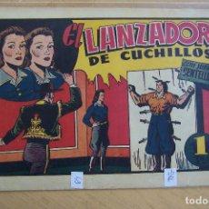 Tebeos: HISPANO AMERICANA,- JUAN CENTELLA Nº 69 EL LANZADOR DE CUCHILLOS . Lote 119392963