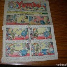 Tebeos: YUMBO Nº 34 EDITA HISPANO AMERICANA . Lote 120483087