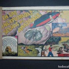 Tebeos: JUAN Y LUIS (1942, HISPANO AMERICANA) COMPLETA : 11 NÚMEROS. Lote 120754803