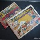Tebeos: CARLOS EL INTREPIDO (1942, HISPANO AMERICANA). LOTE Nº : 1 AL 18. Lote 120827763