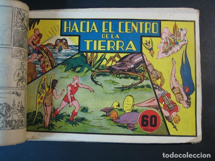 Tebeos: CARLOS EL INTREPIDO (1942, HISPANO AMERICANA). LOTE Nº : 1 AL 18 - Foto 5 - 120827763