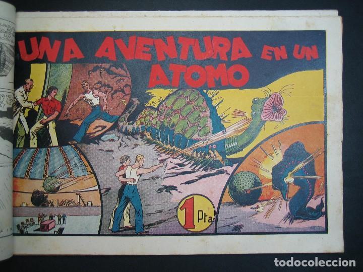 Tebeos: CARLOS EL INTREPIDO (1942, HISPANO AMERICANA). LOTE Nº : 1 AL 18 - Foto 14 - 120827763