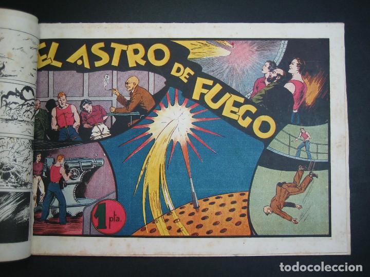 Tebeos: CARLOS EL INTREPIDO (1942, HISPANO AMERICANA). LOTE Nº : 1 AL 18 - Foto 15 - 120827763