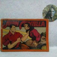 Tebeos: JUAN CENTELLA - ALBUM ROJO Nº 4....CON SEÑALES DE USO.. Lote 120859691